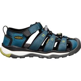 Keen Newport Neo H2 Sandals Kinder legion blue/moss